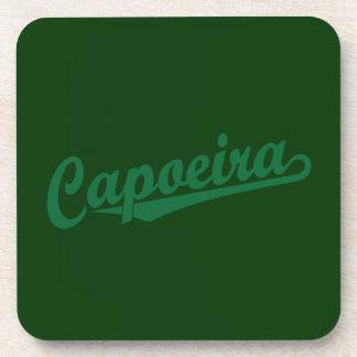 緑のCapoeira コースター