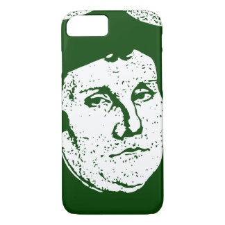 緑のLuther iPhone 8/7ケース