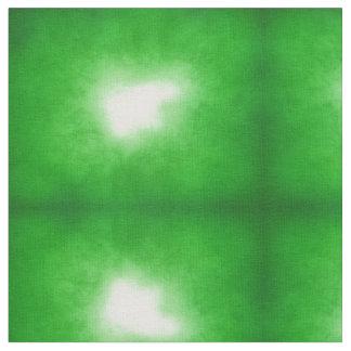 緑のnebularパターン ファブリック