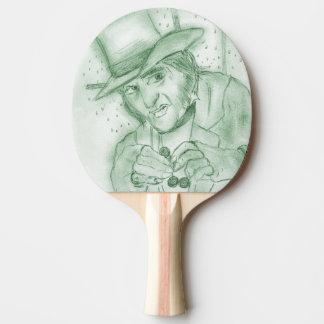 緑のScrooge 卓球ラケット