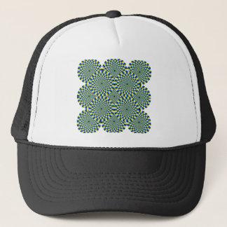 緑のSprials キャップ
