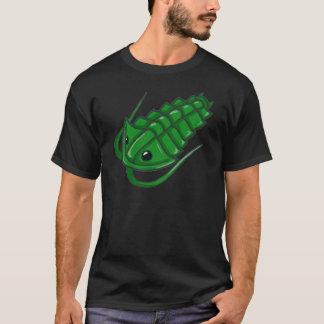 緑のTrilobite Tシャツ
