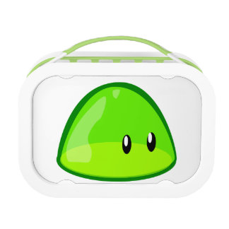 緑のyuboのお弁当箱 ランチボックス