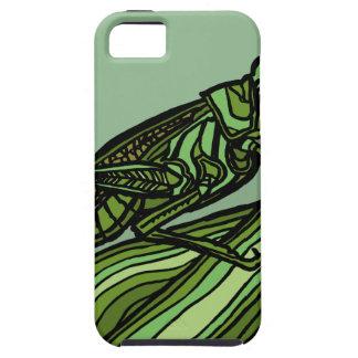 緑はバッタを育てます iPhone SE/5/5s ケース