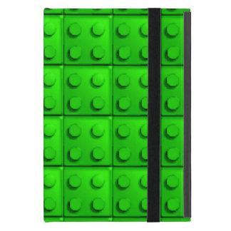 緑はパターンを妨げます iPad MINI ケース