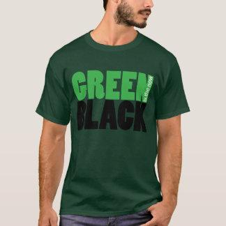 緑は新しい黒です Tシャツ