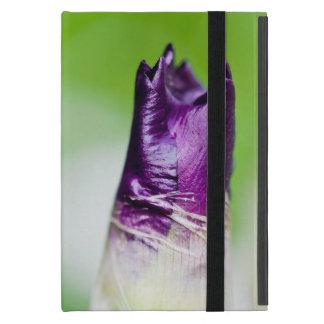 緑は紫色を歓迎します iPad MINI ケース