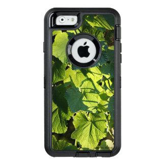 緑はOtterboxのiPhone 6/6sの場合を残します オッターボックスディフェンダーiPhoneケース