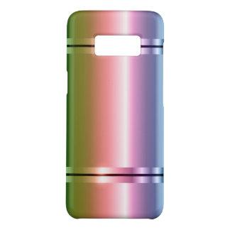 緑への光沢がある金属勾配の紫色 Case-Mate SAMSUNG GALAXY S8ケース