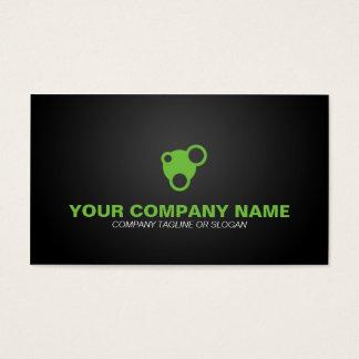 緑をきれいにして下さい 名刺