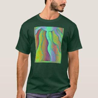 緑を感じること Tシャツ