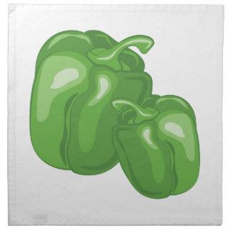 緑コショウ ナプキンクロス