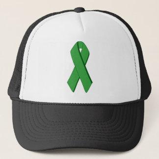 緑サポート キャップ