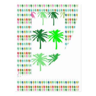 緑ショー: 木の低価格のギフトの木の多く ポストカード