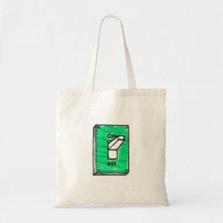 緑スイッチトートバック トートバッグ