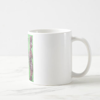 緑ダイアログ(プラトン、Socratesおよび彼の妻) コーヒーマグカップ