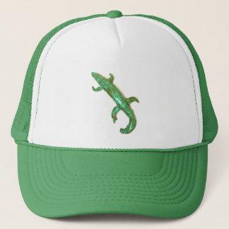 緑トカゲの帽子 キャップ