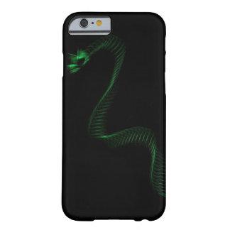 緑ドラゴン BARELY THERE iPhone 6 ケース