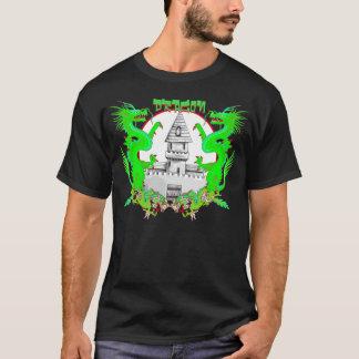 緑ドラゴン Tシャツ