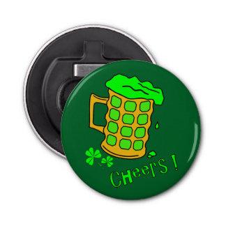 緑ビール-栓抜き-セントパトリックの日のギフト 栓抜き