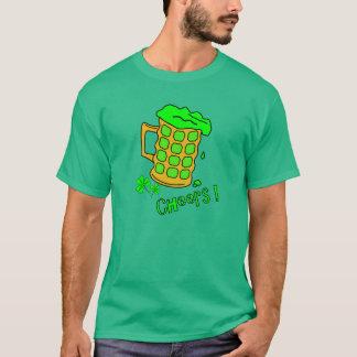 緑ビール- St patricks dayのTシャツ Tシャツ