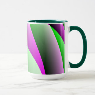 緑プラムマグ マグカップ