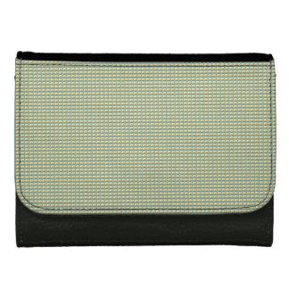 緑モダン財布数々のスタイル