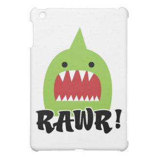 緑モンスターのiPadの箱 iPad Miniケース