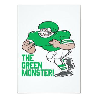 緑モンスター カード