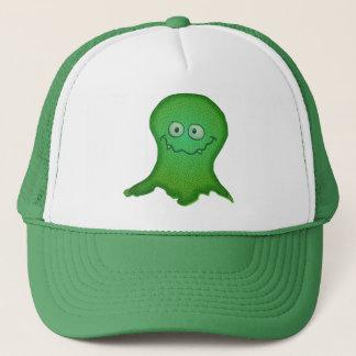 緑モンスター キャップ