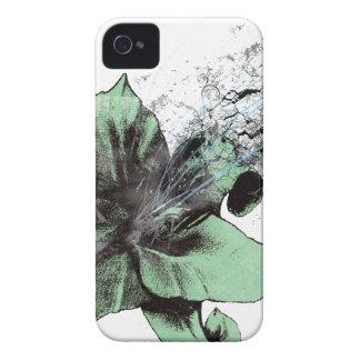 緑ユリ Case-Mate iPhone 4 ケース