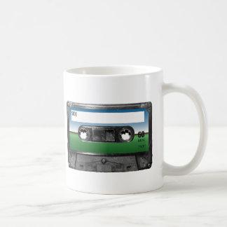 緑分野の地平線カセット コーヒーマグカップ