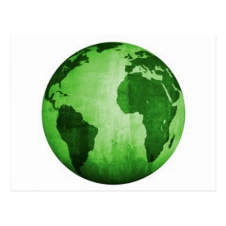 緑土 ポストカード