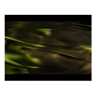 緑水さざ波 ポストカード