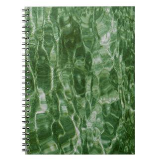 緑水 ノートブック