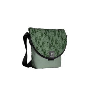 緑猿のバッグ メッセンジャーバッグ
