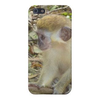 緑猿のiPhoneの場合 iPhone 5 Case