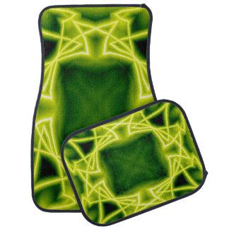 緑箱 カーマット