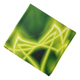 緑箱 バンダナ