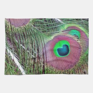 緑色の目の皇族 キッチンタオル