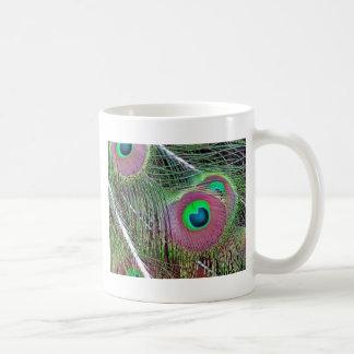 緑色の目の皇族 コーヒーマグカップ
