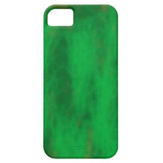 緑草原IDのiPhone 5の箱 iPhone SE/5/5s ケース