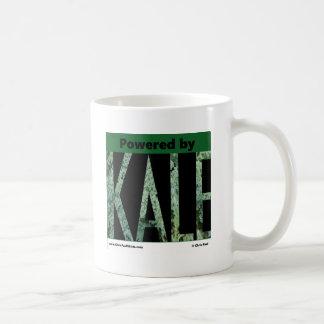 緑葉カンランによって動力を与えられる コーヒーマグカップ