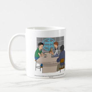 緑葉カンランので健康 コーヒーマグカップ