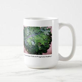 緑葉カンランのコーヒー・マグ コーヒーマグカップ