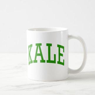 緑葉カンランのビーガン%PIPE%のベジタリアン コーヒーマグカップ