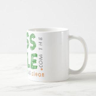 緑葉カンランのマグを渡して下さい コーヒーマグカップ