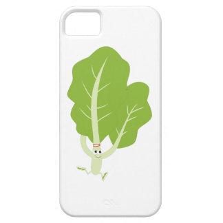 緑葉カンランのランナー iPhone SE/5/5s ケース