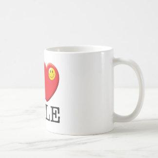 緑葉カンラン コーヒーマグカップ