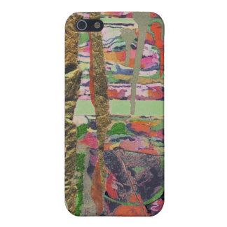 緑豊かなジャングル iPhone 5 ケース